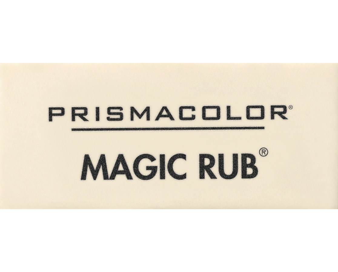 ERASER-MAGIC RUB 1954FC