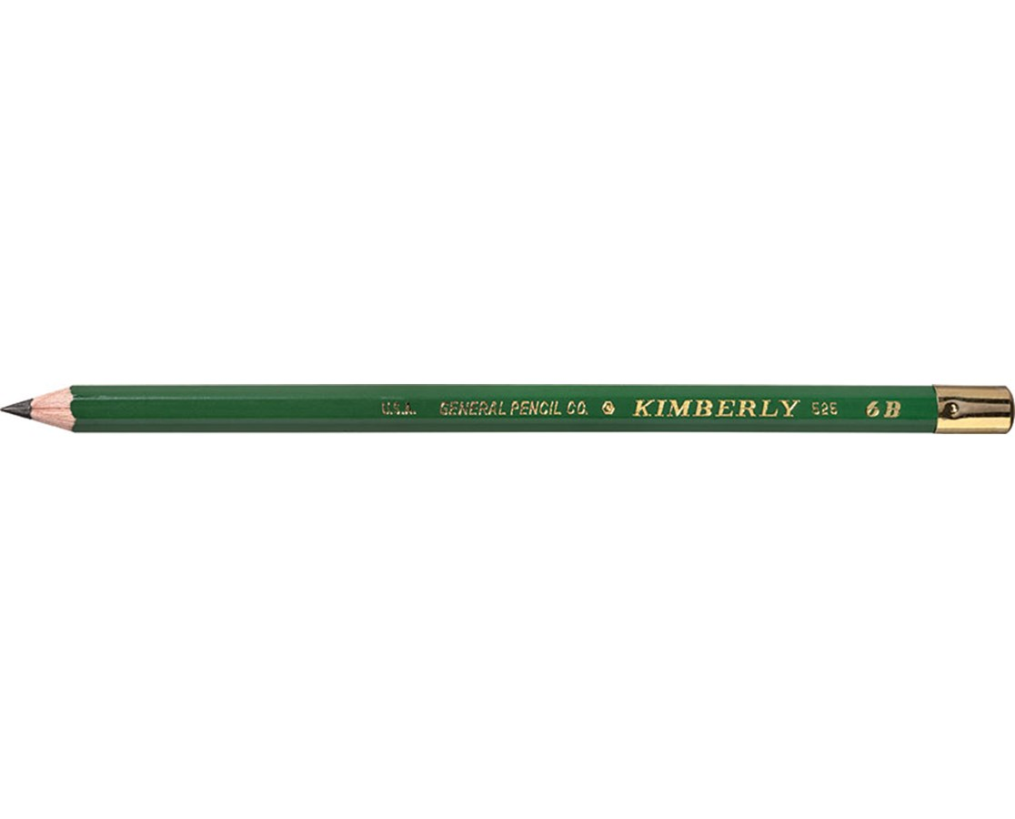 GRAPHITE KIM DRAW PENCIL 7B 525G-7B