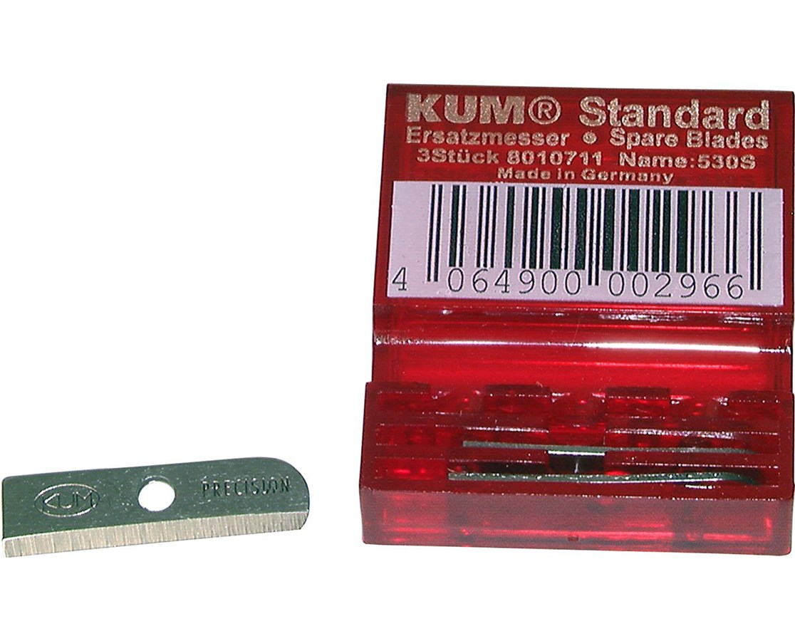 Replacement Blade For Kum Sharpener (3-Pack) 530S