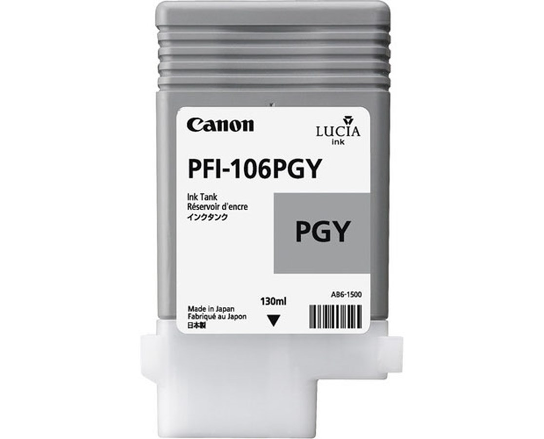 PFI-106R - Pigment Photo Gray Ink Tank 130ml 3010B001AA