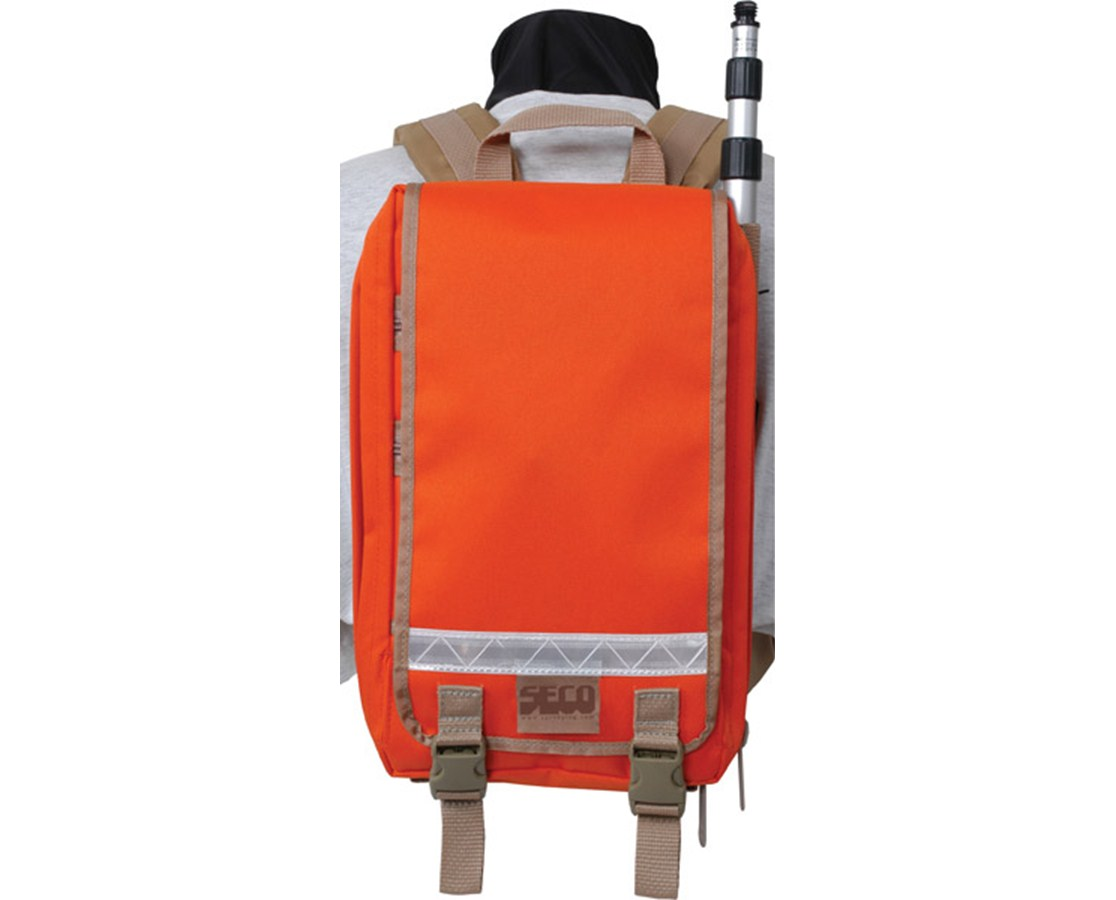 Small GIS Backpack SEC8125-50-ORG