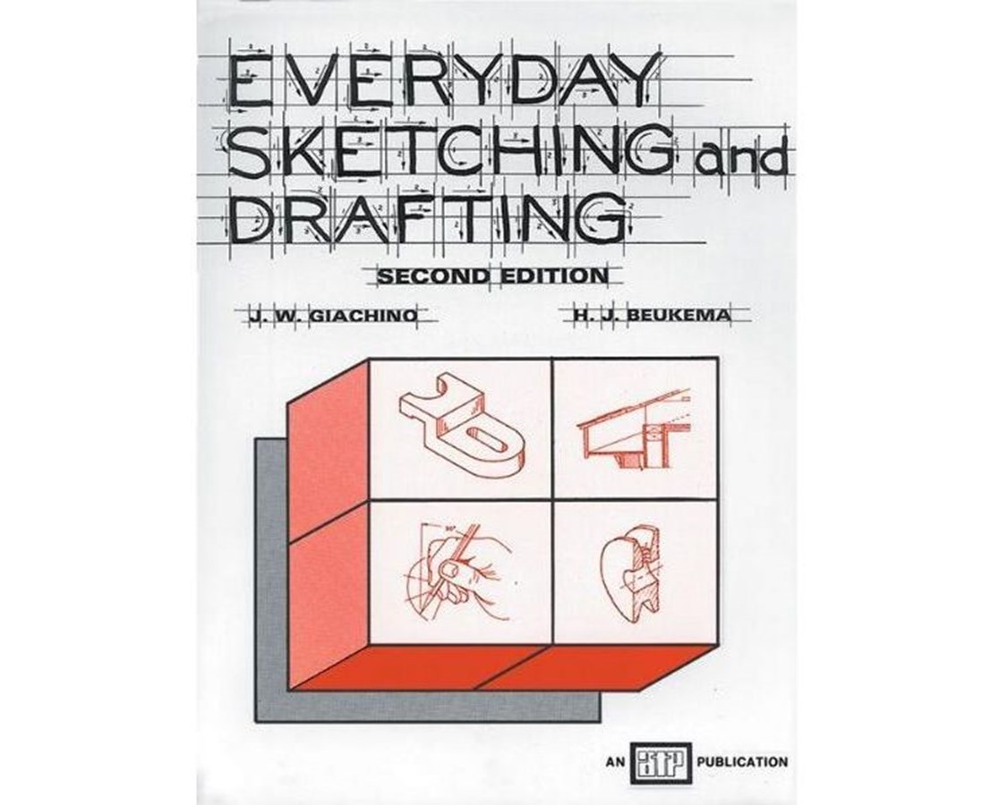 Generic Everyday Sketching and Drafting (Second Edition) Book 9763