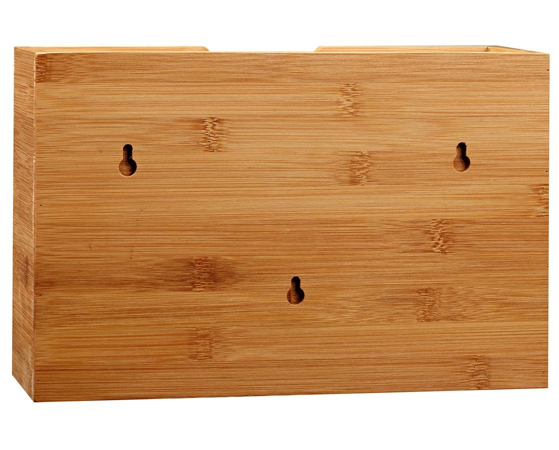AdirHome-Bamboo-Paper-Towel-Dispenser-Paper-Towel-150-Multifold-Paper-Holder thumbnail 25