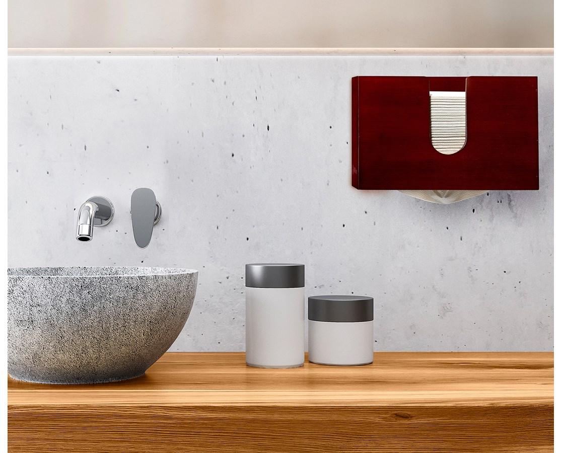 AdirHome-Bamboo-Paper-Towel-Dispenser-Paper-Towel-150-Multifold-Paper-Holder thumbnail 19