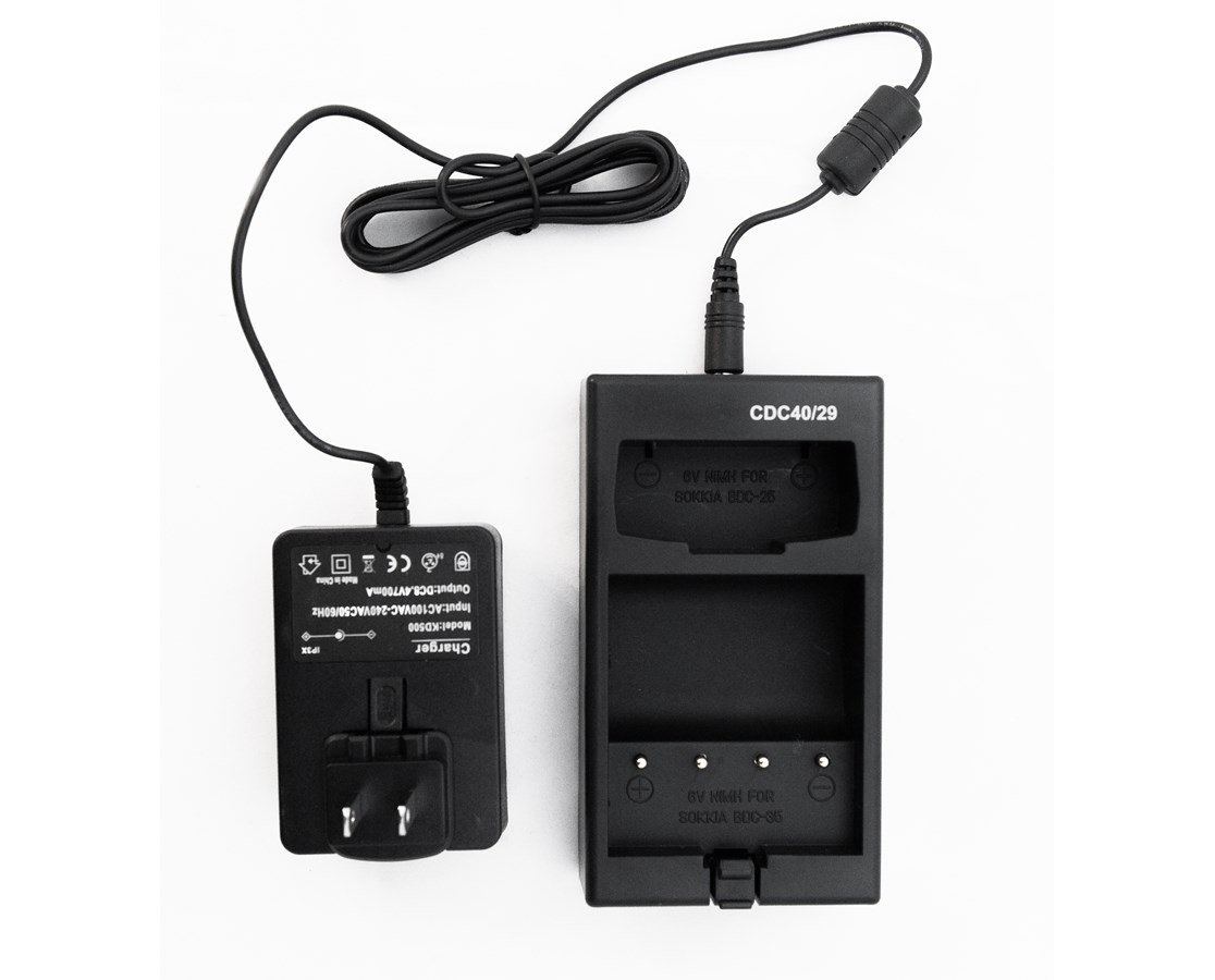 AdirPro CDC27 Charger for Sokkia NiMH Batteries