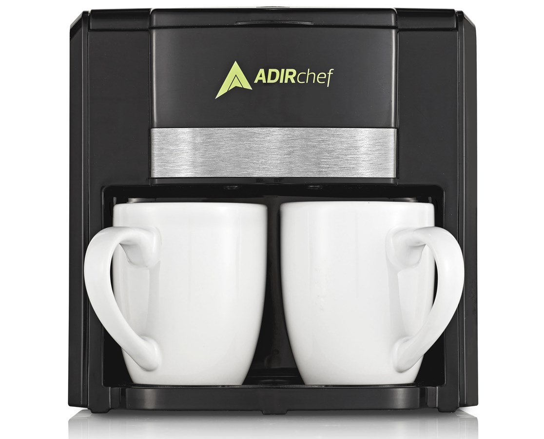 Adirchef Bff Coffee Maker For Two Tiger Supplies