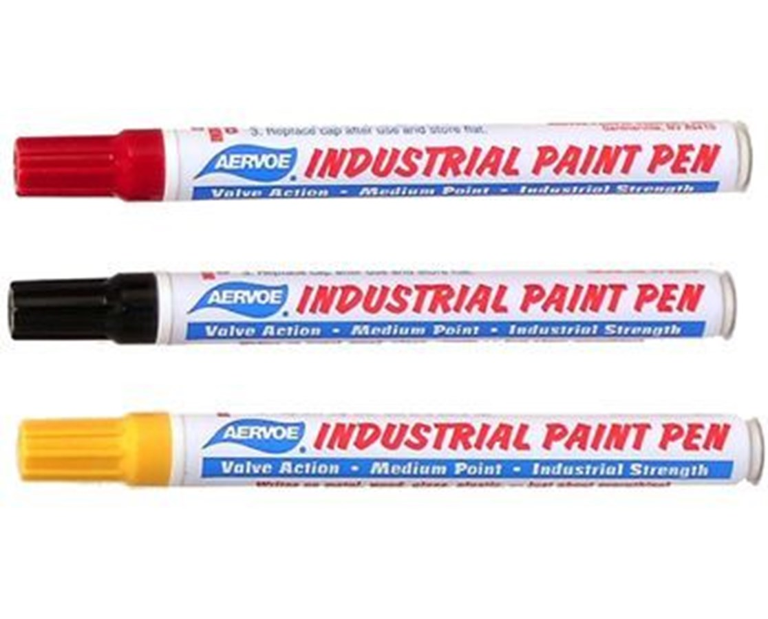 Aervoe 1226 Industrial Paint Pen 12 Pack