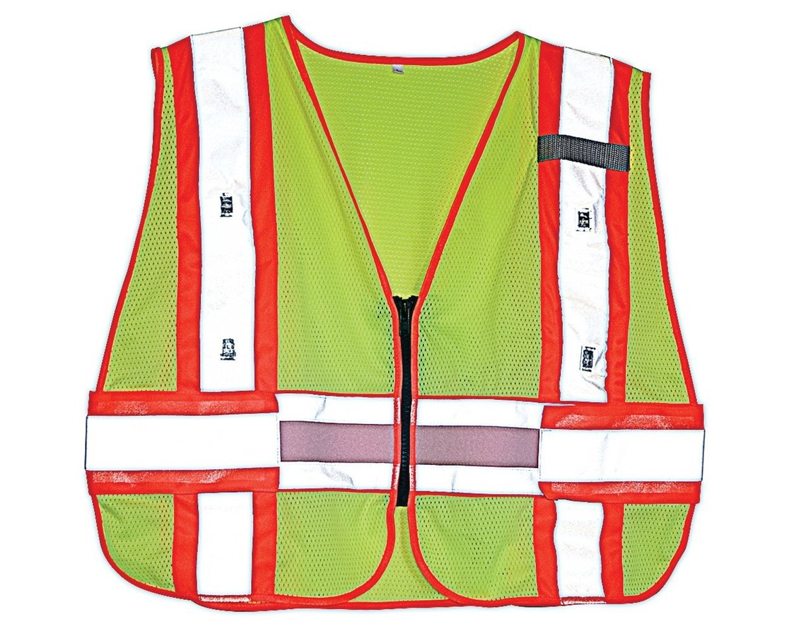 Aervoe LED Safety Vest AER1242-