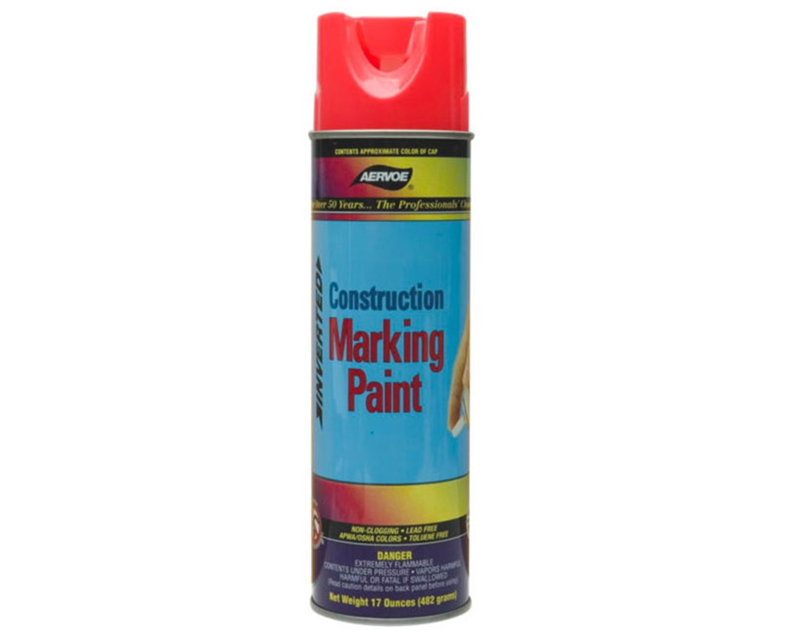 Aervoe Construction Marking Paint (12-Pack) AER251-