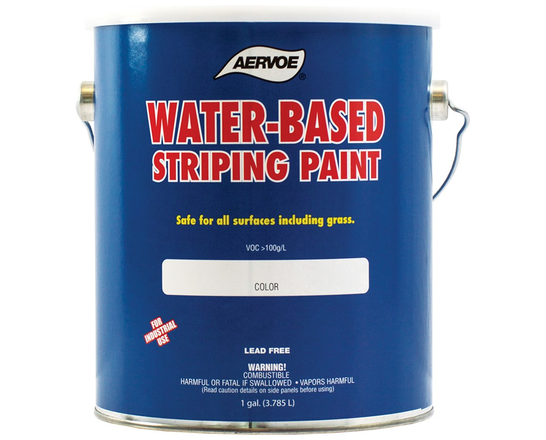 Aervoe Water-Based Striping Paint (2-Pack) AER792G-