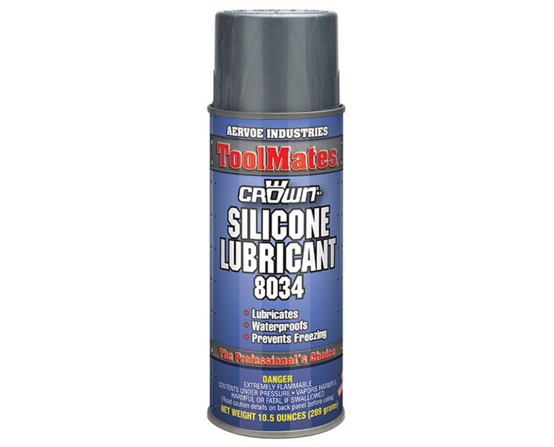 Silicone Spray Lubricant >> Aervoe 8034 Toolmates General Purpose Silicone Spray Lubricant 12 Pack
