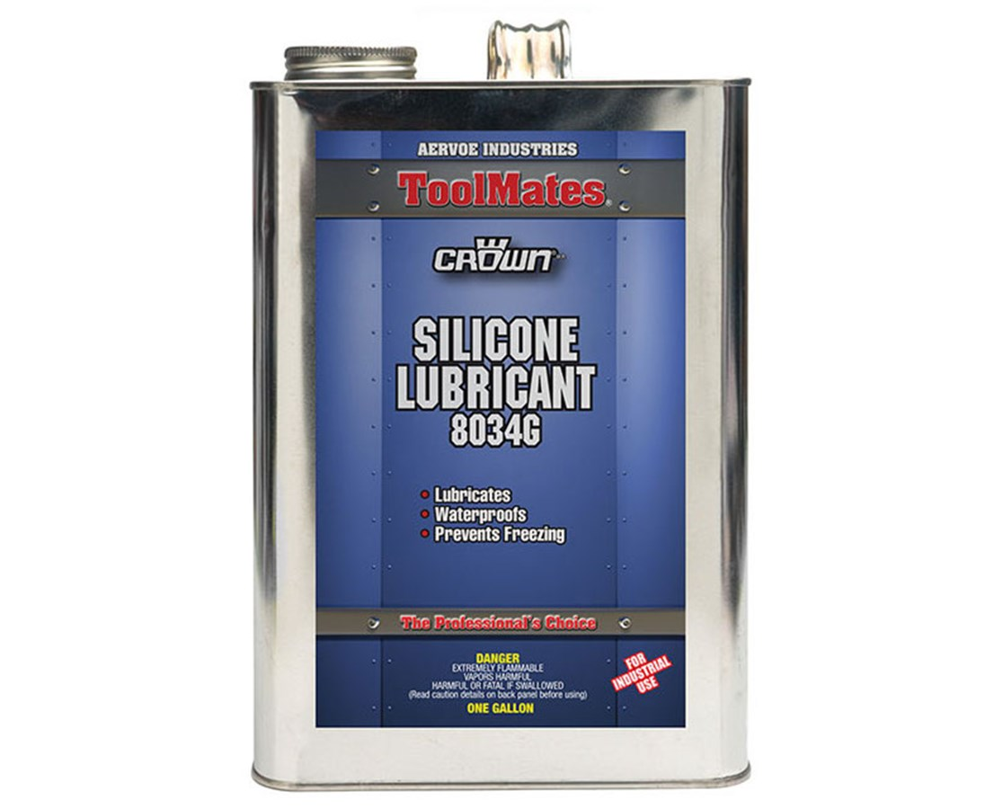 Aervoe ToolMates General Purpose Silicone Lubricant (2-Pack) AER8034G