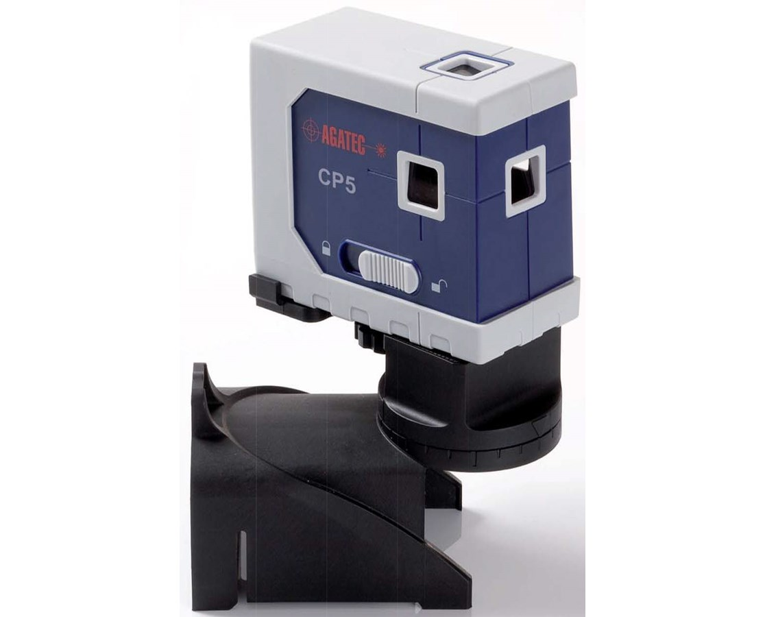 Agatec CP5 5-Point Laser Level 777412