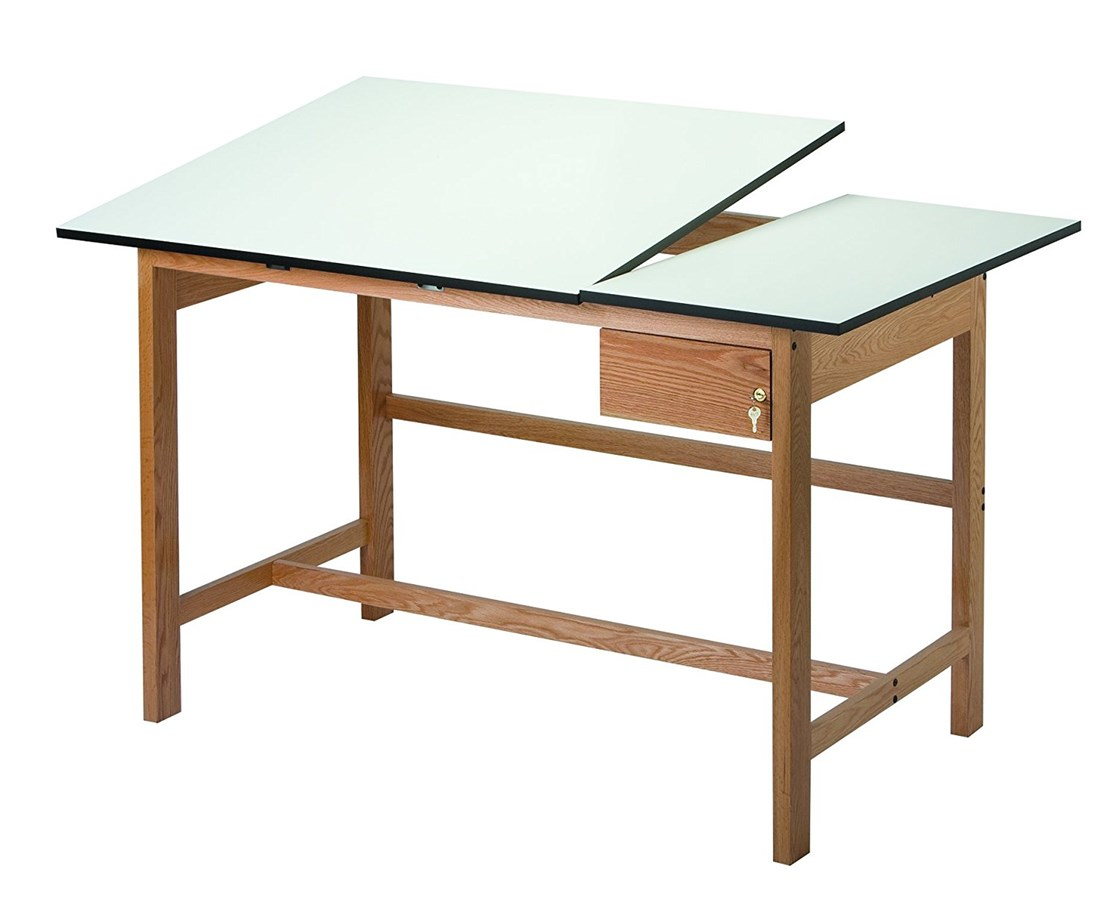 Alvin Titan II Split-top Drafting Table ALV-WSB60