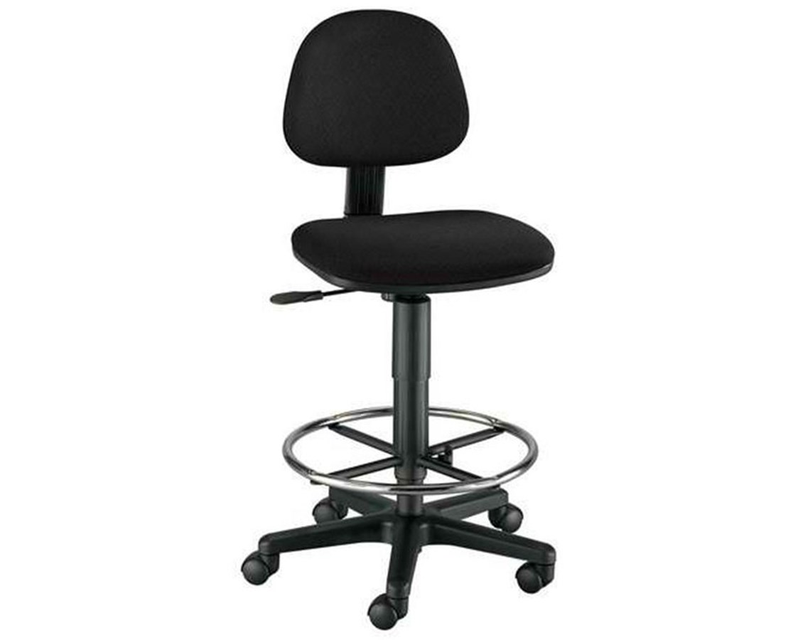 Alvin Budget Task Chair Drafting Height CH222-40DH
