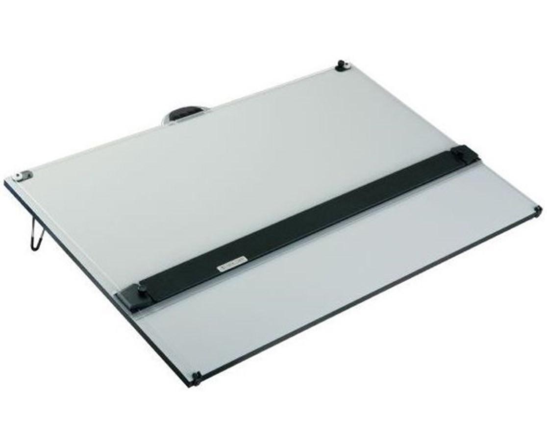 Alvin DPX Series Deluxe Drawing Board With Parallel Straightedge ALVDPX
