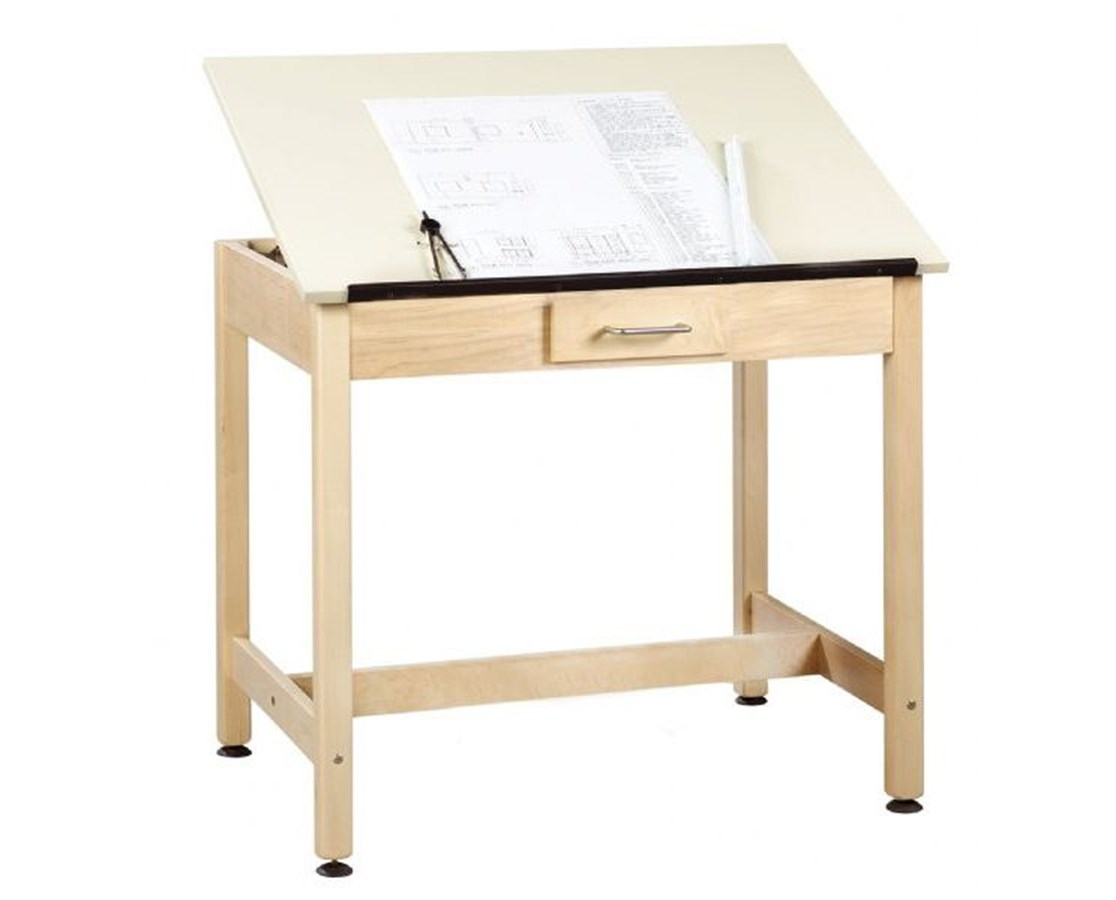 Alvin Shain One-Piece Drawing Table ALVDT-2A30