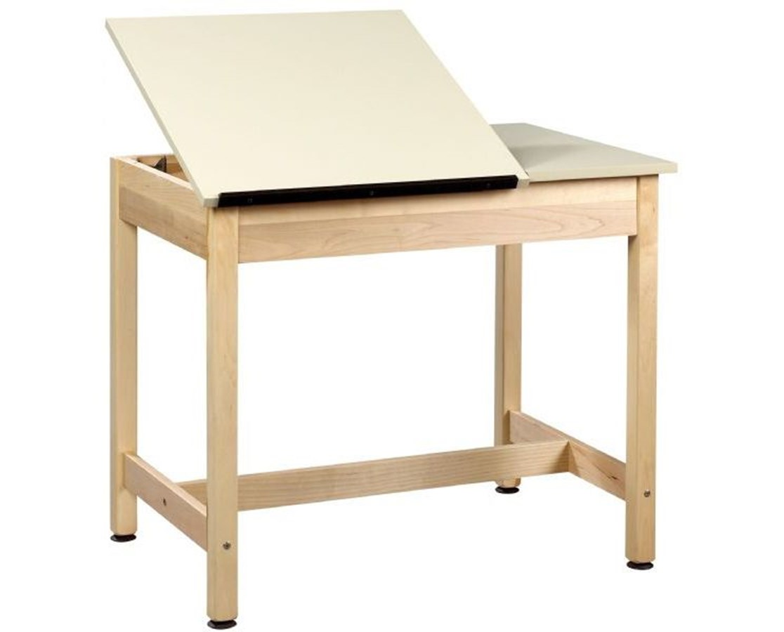 Shain Two-Piece Drawing Table ALVDT-9SA30-
