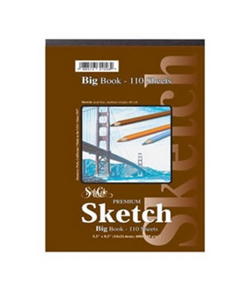 Seth Cole Premium Sketch Big Book SC920