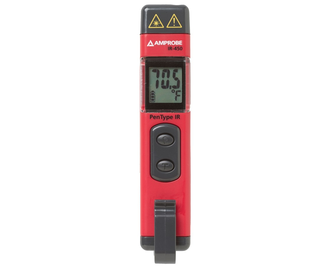 Amprobe IR-450 Infrared Pocket Thermometer AMP4227490