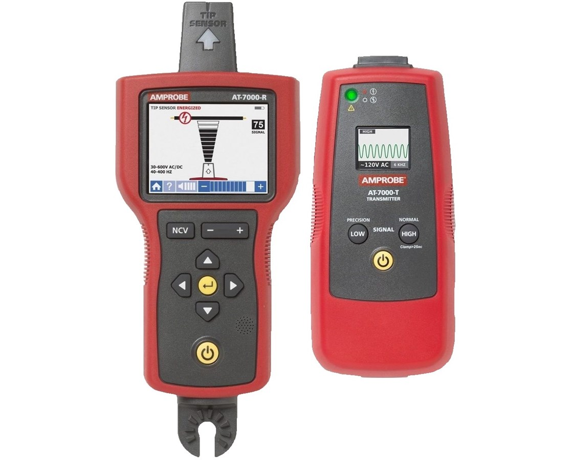 Amprobe AT-7000 Advanced Wire Tracer Tiger Supplies