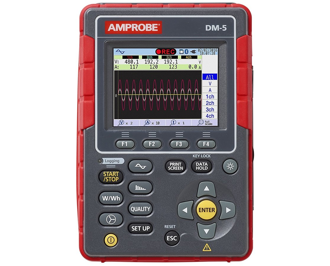 Amprobe DM-5 Power Quality Analyzer AMP4724171
