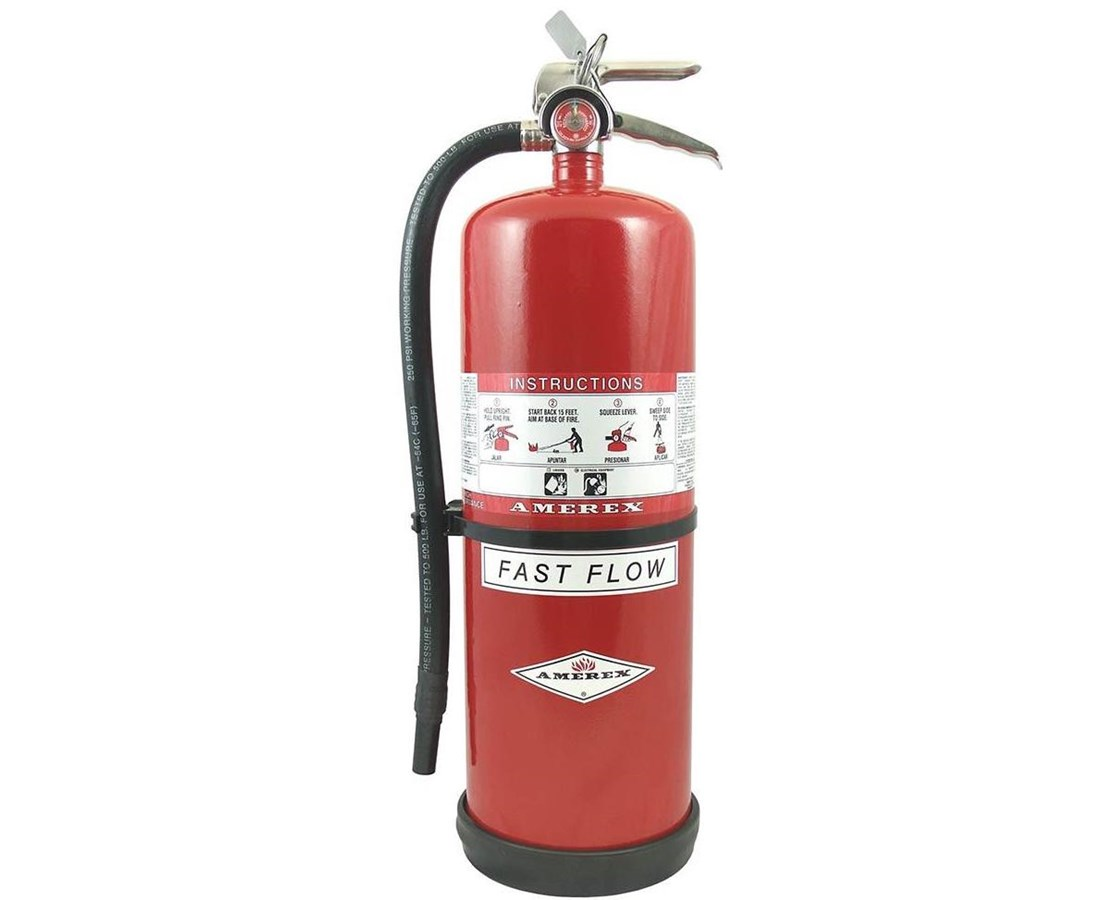 High Performance Fast Flow Regular Dry Chemical Fire Extinguisher (Class B:C) AMR582