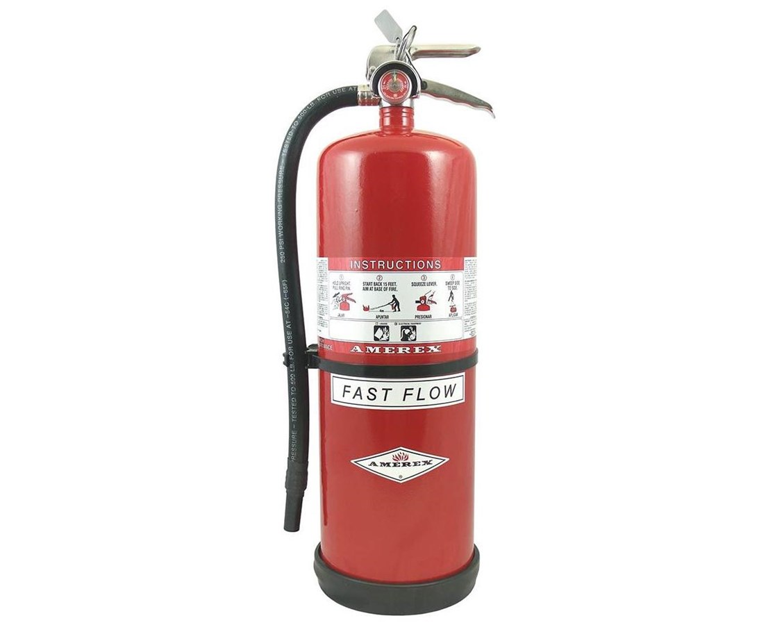 High Performance Fast Flow Purple K Dry Chemical Fire Extinguisher (Class B:C) AMR595