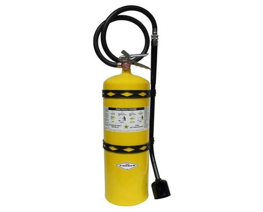 30 lbs Sodium Chloride Fire Extinguisher (Class D) AMRB570