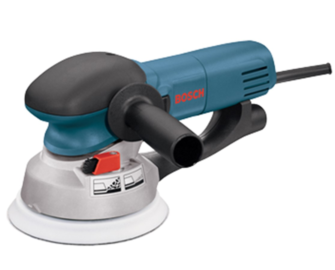 "Bosch 1250DEVS  6"" Dual-Mode Random Orbit Sander/Polisher BOS1250DEVS"