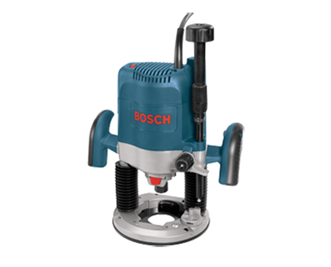 Bosch 1619EVS 3.25 HP Electronic Plunge Router BOS1619EVS