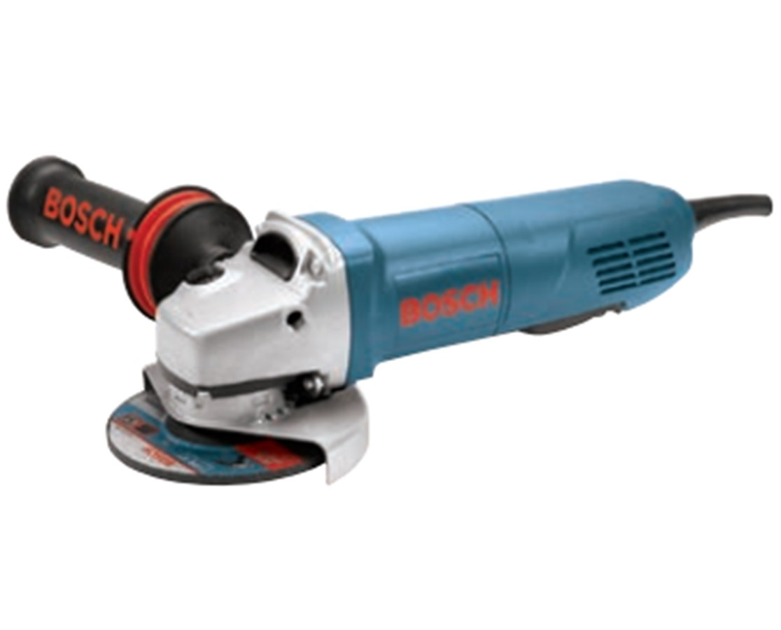 "Bosch 1810PSD 4-1/2"" Paddle Switch Grinder with No Lock-On Switch 8.0 Amp BOS1810PSD"