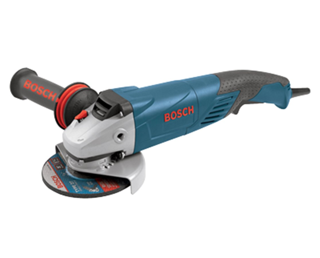 Bosch 1821D 5″ Rat Tail Grinder with No Lock-On Switch BOS1821D