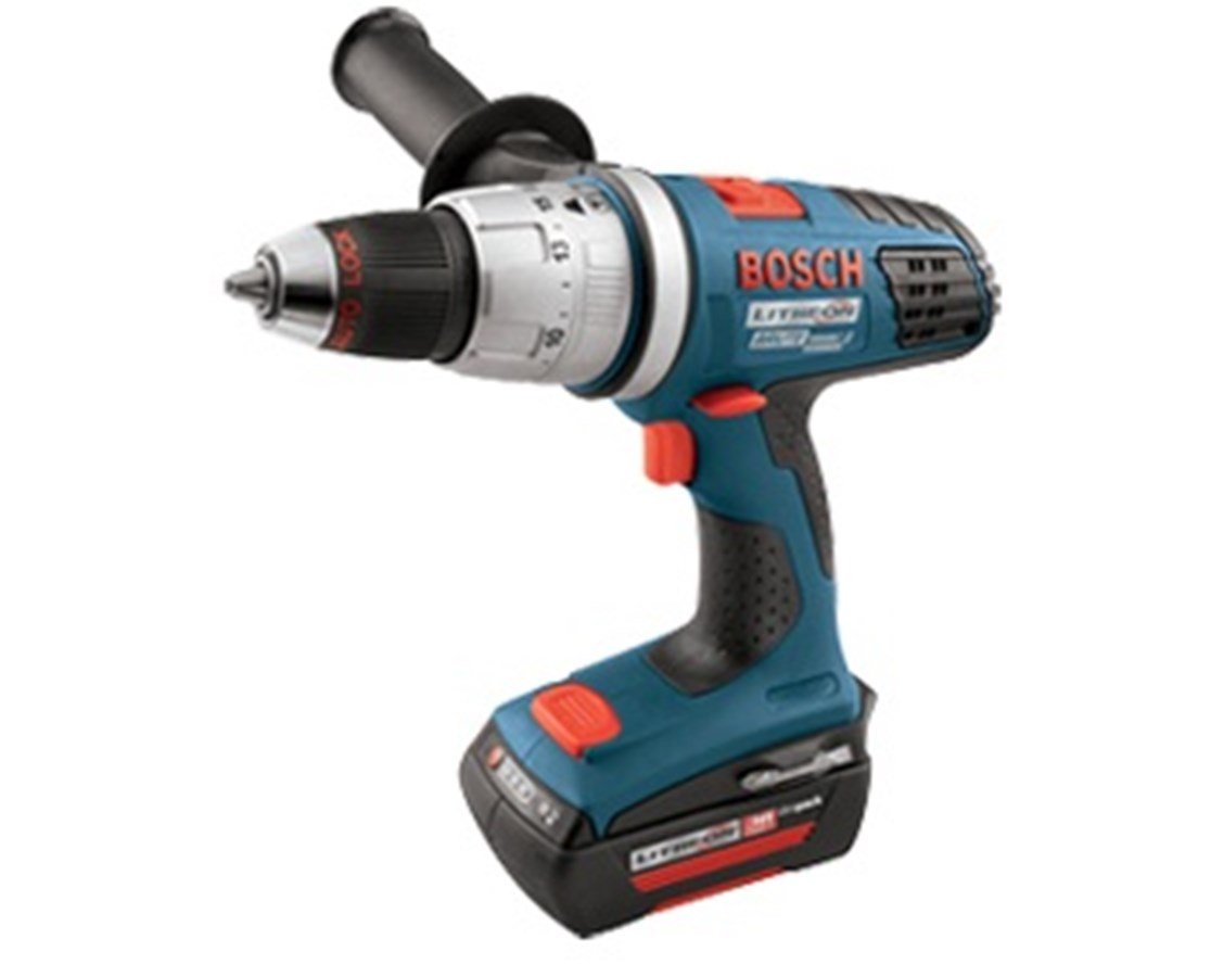 "Bosch 18636-03 36V Brute Tough™ 1/2"" Hammer Drill/Driver with 2 Slim Pack Batteries BOS18636-03"