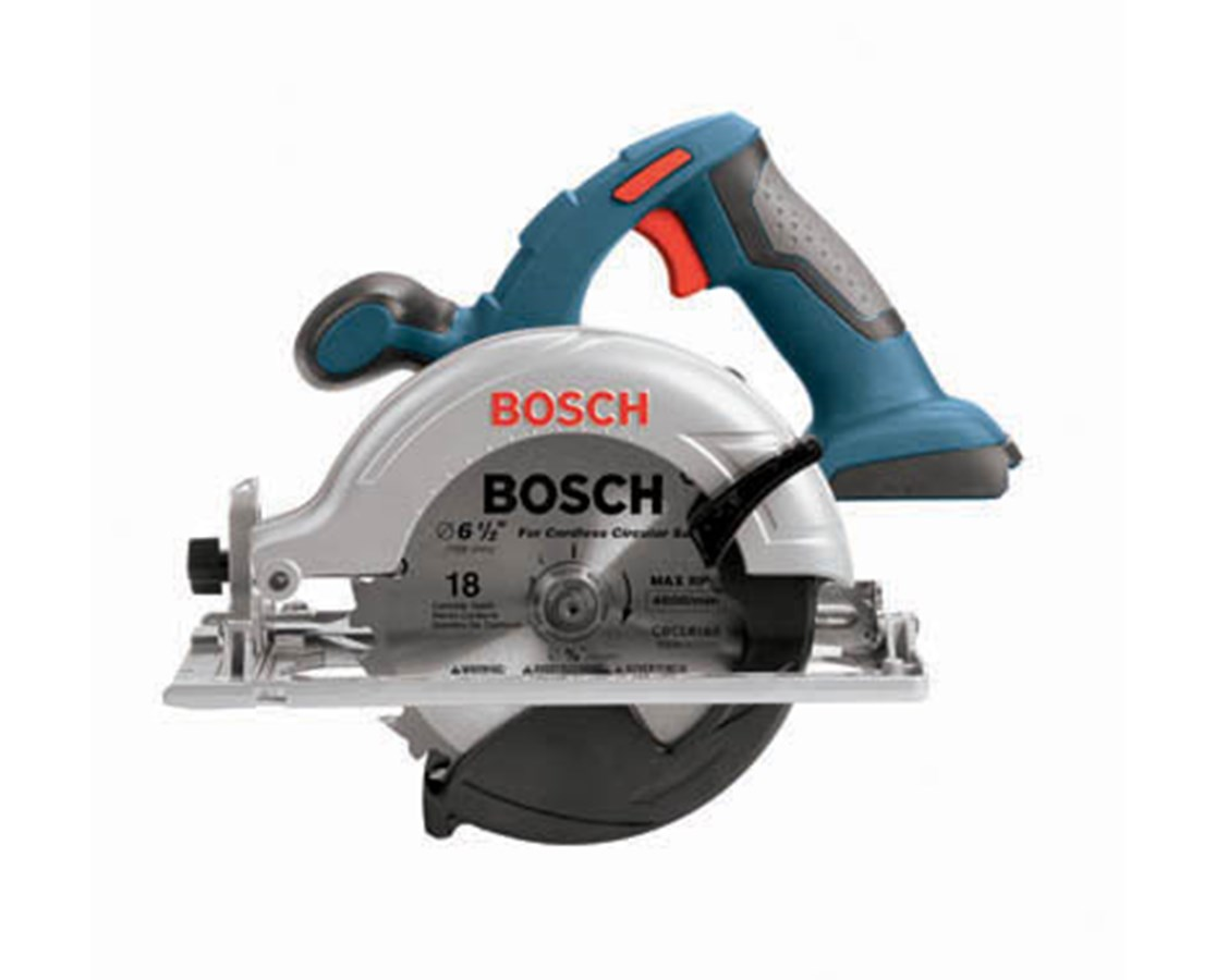 "Bosch CCS180B 18V Lithium-Ion 6-1/2"" Cordless Circular Saw (Tool Only) BOSCCS180B"