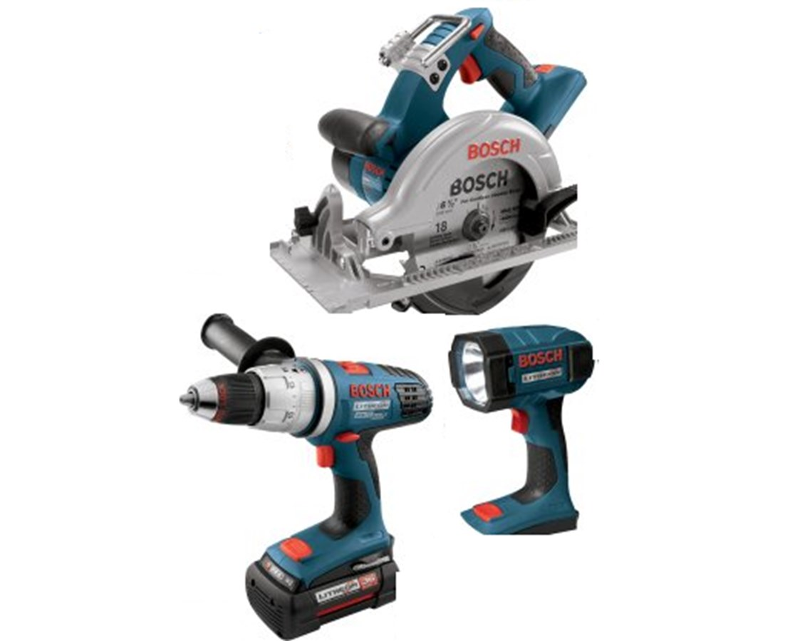 Bosch CPK31-36 3-Piece 36V Lithium-Ion Cordless Combo Kit BOSCPK31-36