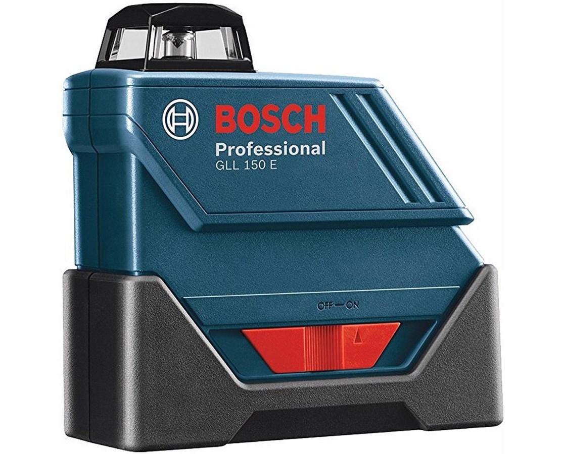 Bosch GLL 150 ECK 360 Degree Self Leveling Exterior Laser Kit