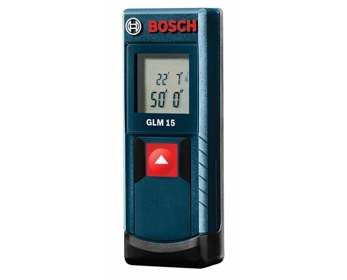 Bosch Glm15 Laser Measure Tiger Supplies