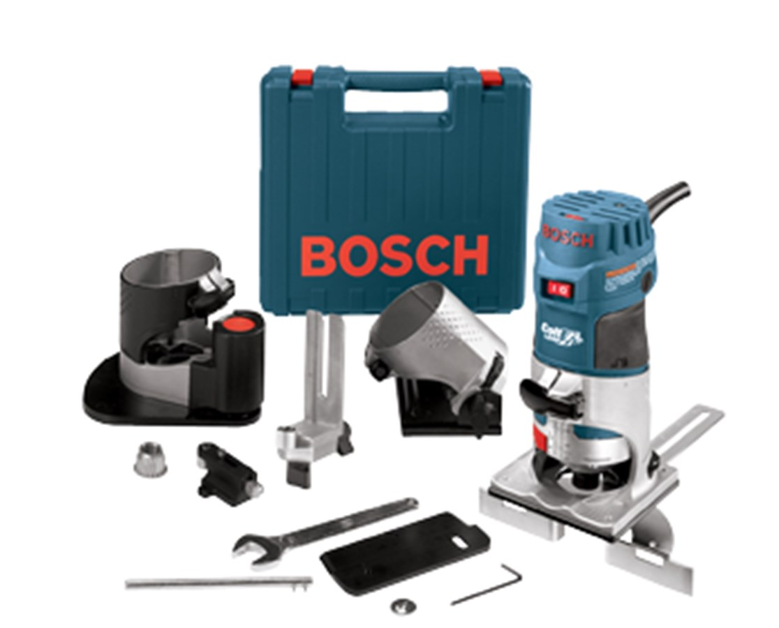 Bosch PR20EVSNK Colt™ Variable-speed Palm Router Kit BOSPR20EVSNK