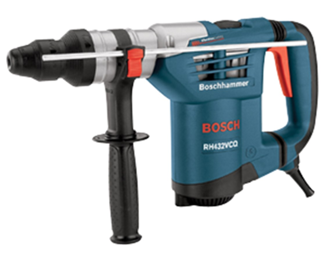 Bosch RH432VCQ 1-1/4-in SDS-plus Quick-Change Rotary Hammer RH432VCQ