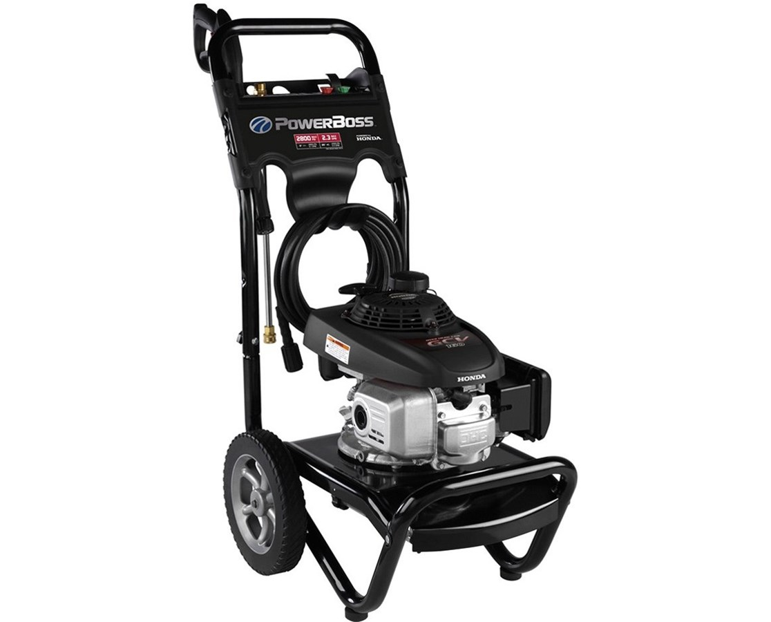 Briggs & Stratton 2800PSI Powerboss Pressure Washer w/ Honda GCV160 Engine BRI20574