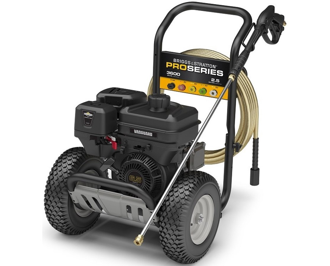Briggs & Stratton 3600PSI Elite Pro Commercial-Grade Pressure Washer BRI20647