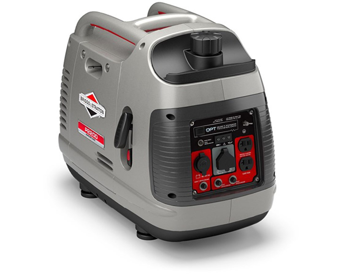 Briggs & Stratton PowerSmart Series Inverter Generator