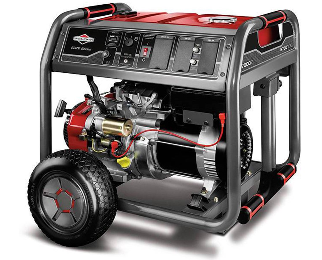 Briggs & Stratton 2100 Elite Series Electric Start Portable Generator