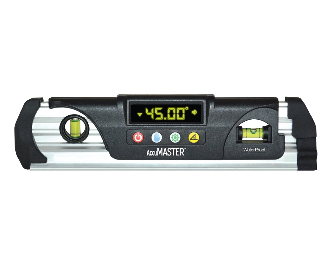 "Calculated Industries AccuMASTER 9"" Digital Torpedo Level"