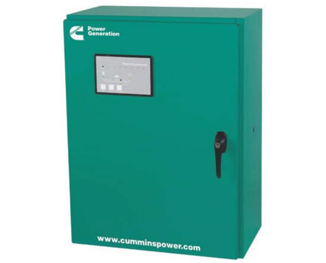 Cummins Non-Service Entrance OTEC600 Series Automatic Transfer Switch