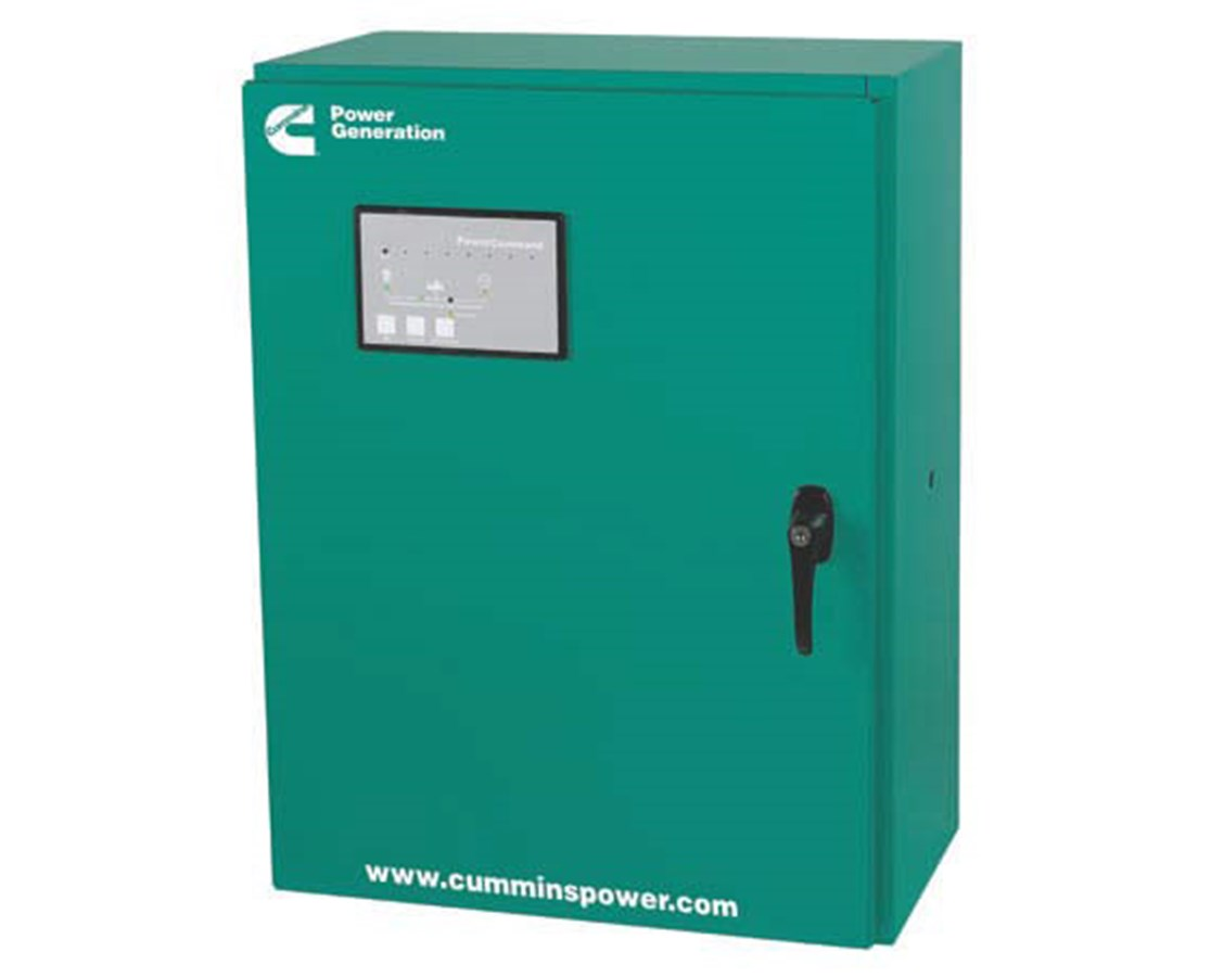 Cummins OTEC400 Series Automatic Transfer Switch