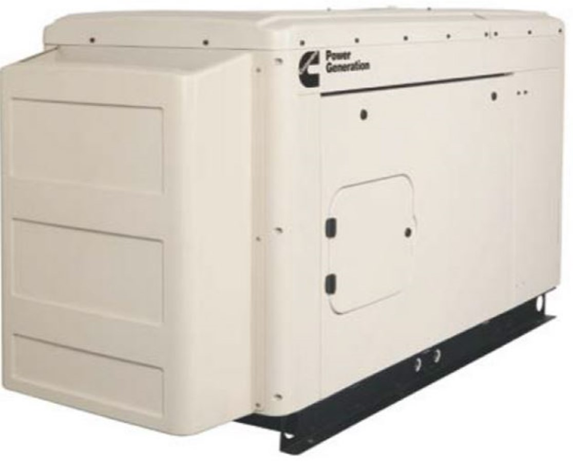 Cummins Quiet Connect RS Series 22-40kW Standby Generator CMSA051X280-
