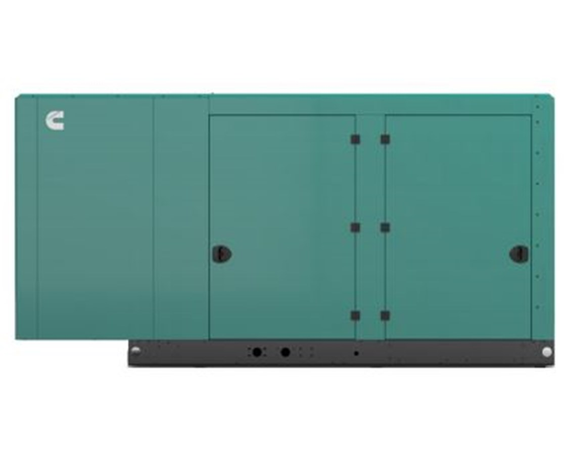 Cummins Quiet Connect RS Series Natural Gas Standby Generator