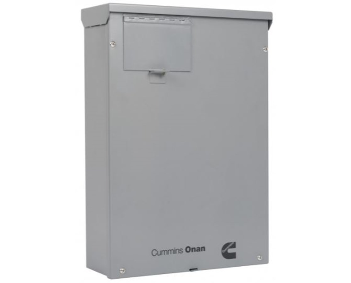 Cummins RSS Series Single-Phase Automatic Transfer Switch